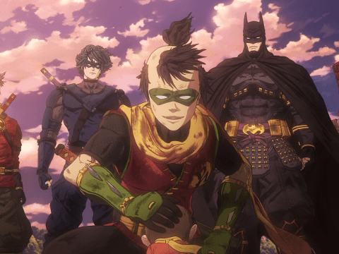 Batman Ninja Anime Film Airs on Toonami on October 16