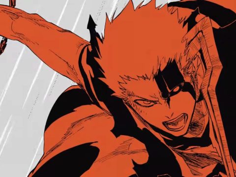 Bleach Manga Celebrated in Stylish New Promo for Art Exhibition
