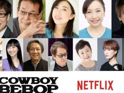 Live-Action Cowboy Bebop Brings Entire Anime Cast Back for Japanese Dub