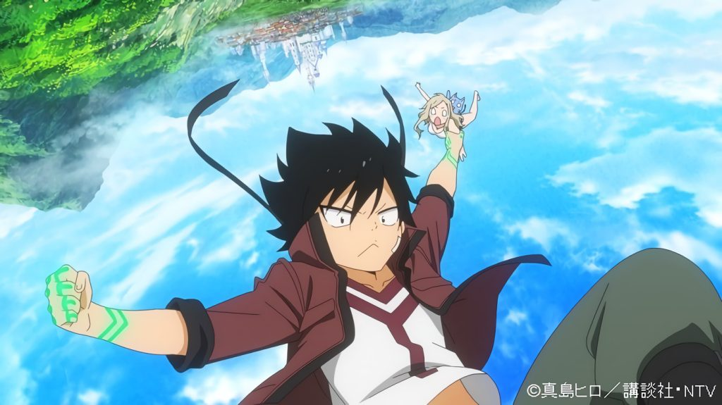 EDENS ZERO Anime Teases Plans to Continue