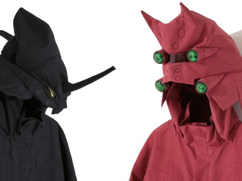 Cosplay in Expensive Style with $7,000 Evangelion Jackets