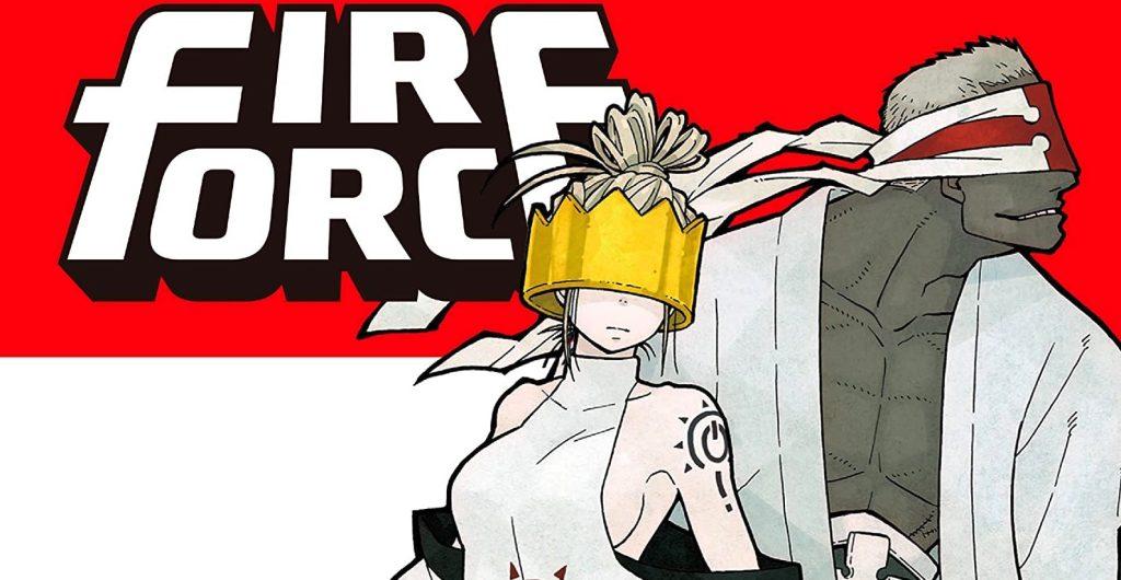 Fire Force Manga Heads into Final Arc