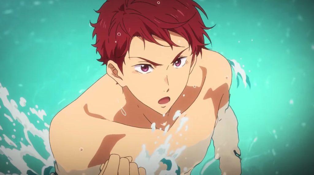 Teaser Arrives for Second Free! -the Final Stroke- Anime Film