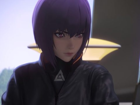Ghost in the Shell: SAC_2045 Movie Reveals New Trailer and Visual