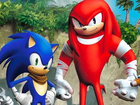 Idris Elba Says His Knuckles Voice in Sonic 2 Won't Be Sexy
