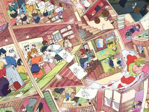 Kyoto Animation Creates Official Poster for Tokyo Anime Award Festival 2022