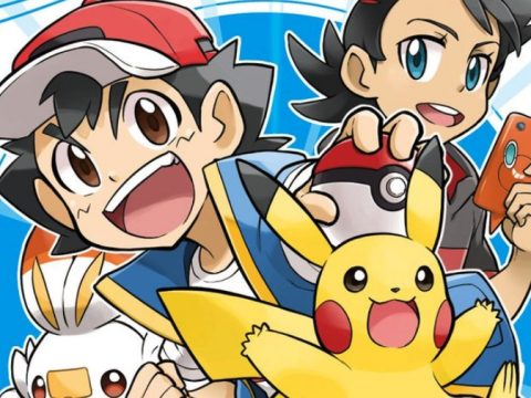 Pokémon Journeys: The Series Manga Comes to an End