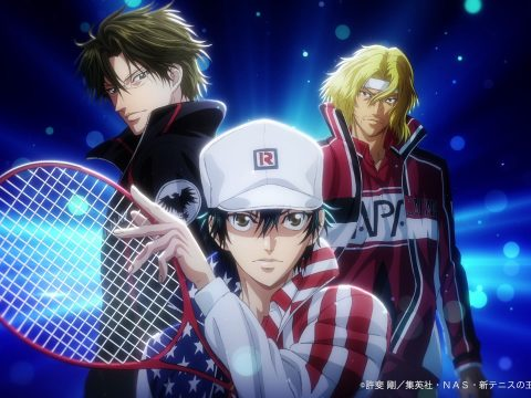 The Prince of Tennis II Scores Sequel TV Anime Series