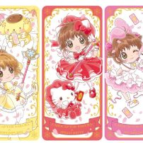 Cardcaptor Sakura and Sanrio Collide in Collaboration Visuals