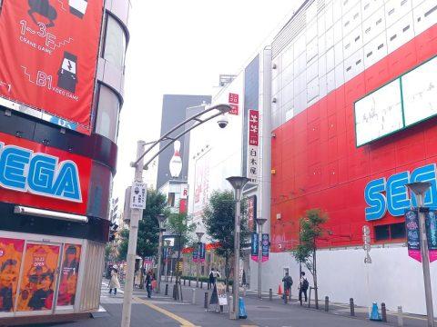 Sega Arcade Returning to Ikebukuro This Week