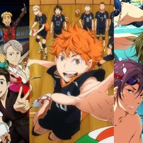 The Top Ten Best Sports Anime of All Time According to Otaku USA Readers