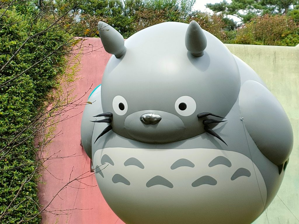 The Ghibli Museum Turns 20 with a 17-Foot Totoro Balloon