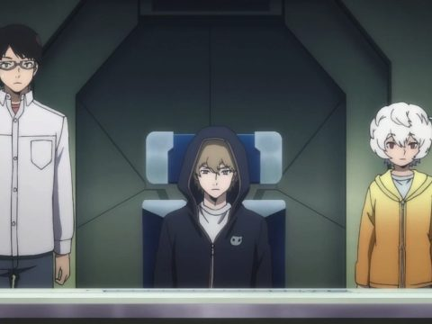 World Trigger Season 3 Visual is All About Hyuse