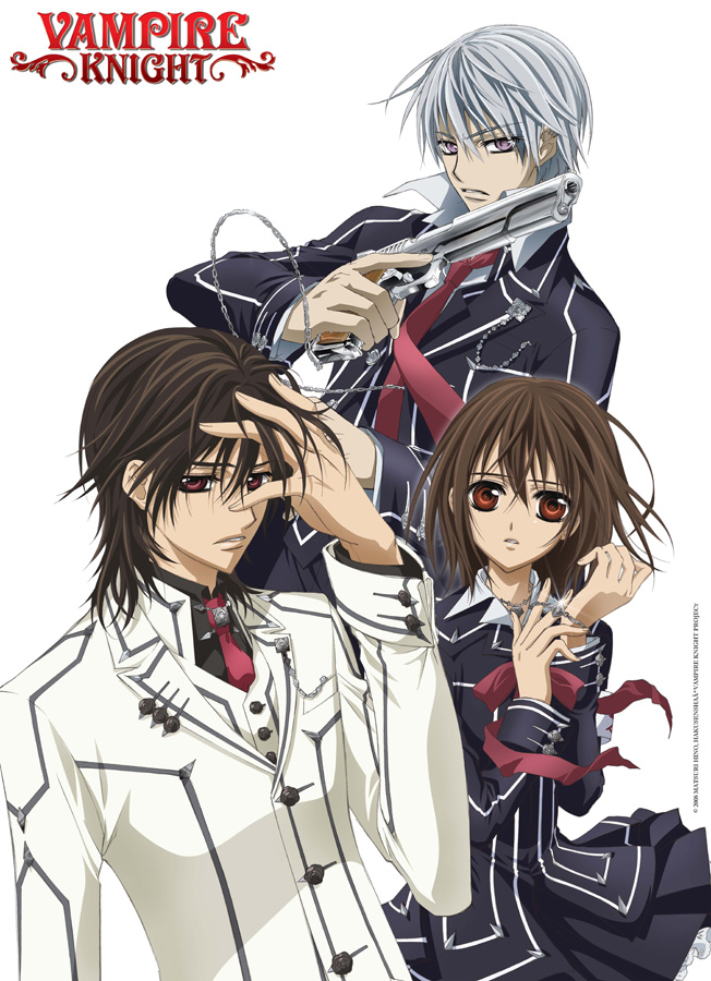 zero vampire knight anime. Any obsessive Vampire Knight