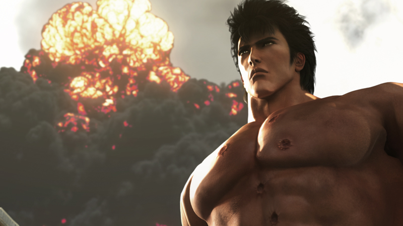 Kenshiro in aftermath